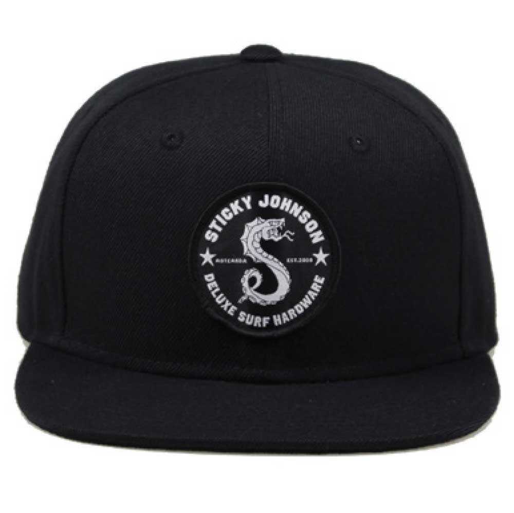 Serpent Cap – Black