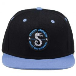 Serpent Cap – Blue