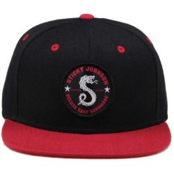 Serpent Cap – Red
