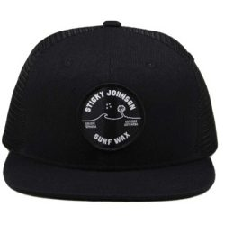 Southern Cross Cap – Black