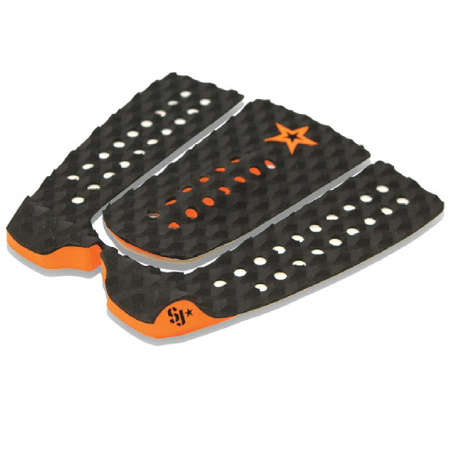 Sticky Star Black/Orange
