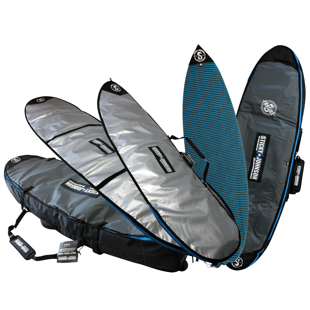 Sticky Johnson Board Bags Available Now!